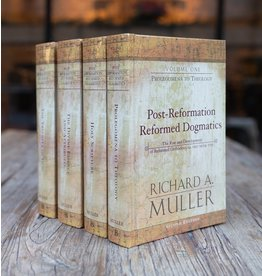 Baker Publishing Group / Bethany Post-Reformation Reformed Dogmatics, 4 Vol.