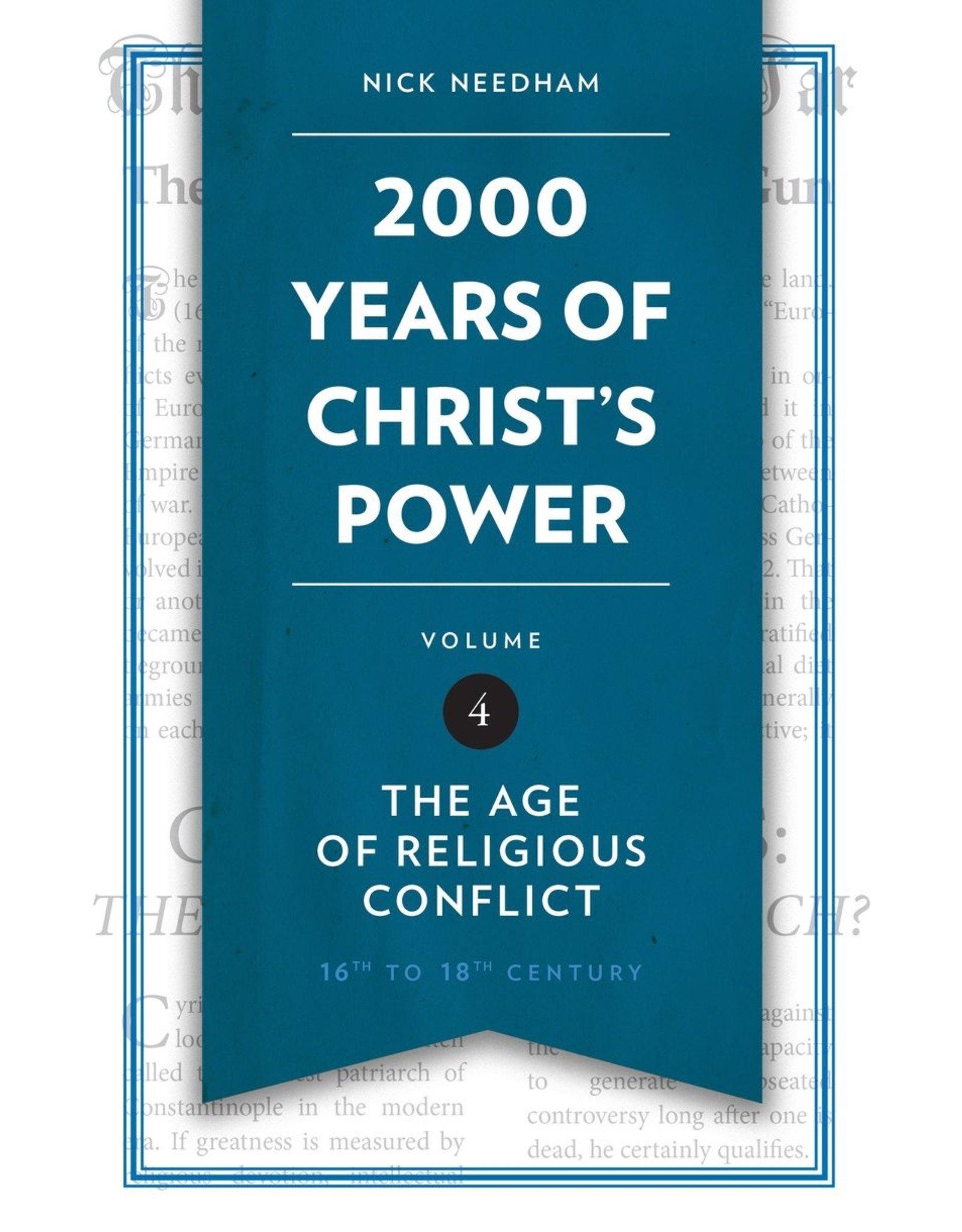 Christian Focus Publications (Atlas) 2000 Years of Christ's Power (Volume 4, Paperback)