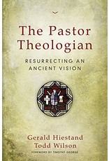 Harper Collins / Thomas Nelson / Zondervan The Pastor Theologian: Resurrecting an Ancient Vision