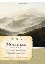 Moody Publishers Holiness - Ryle (Abridged)