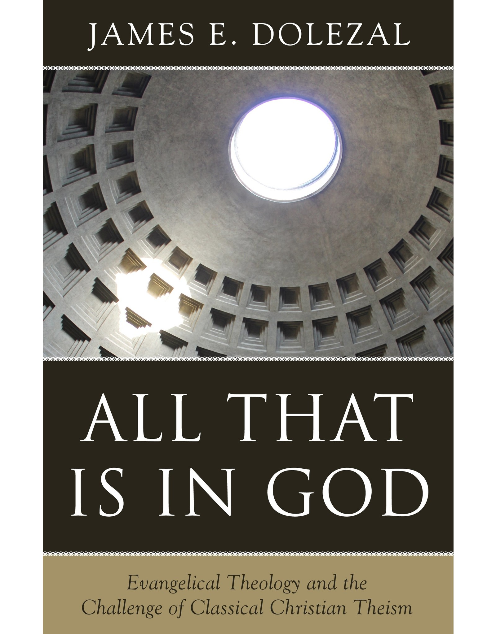 Reformation Heritage Books (RHB) All That Is in God