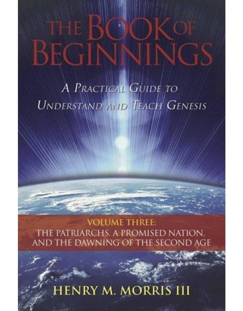 ICR The Book of Beginnings Vol. 3
