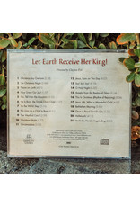 Phil Webb Let Earth Receive Her King CD