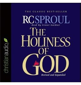 Christian Audio (christianaudio) The Holiness of God (MP3CD)