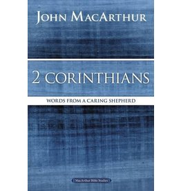 Harper Collins / Thomas Nelson / Zondervan MacArthur Bible Studies (MBS): 2 Corinthians