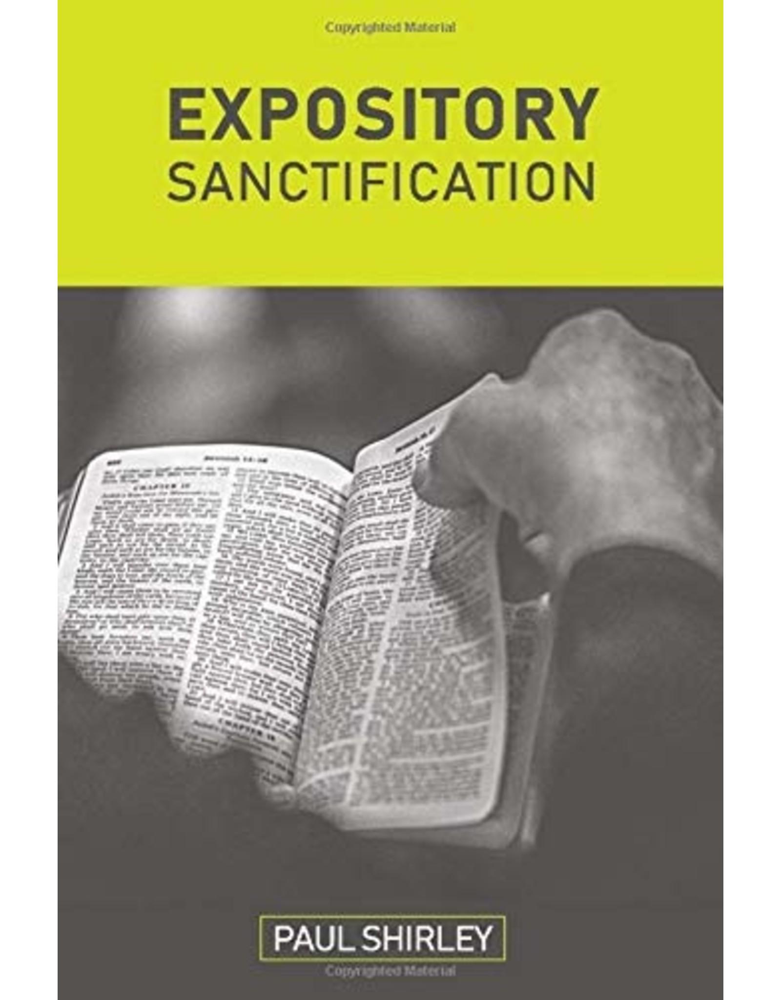 Kress Expository Sanctification