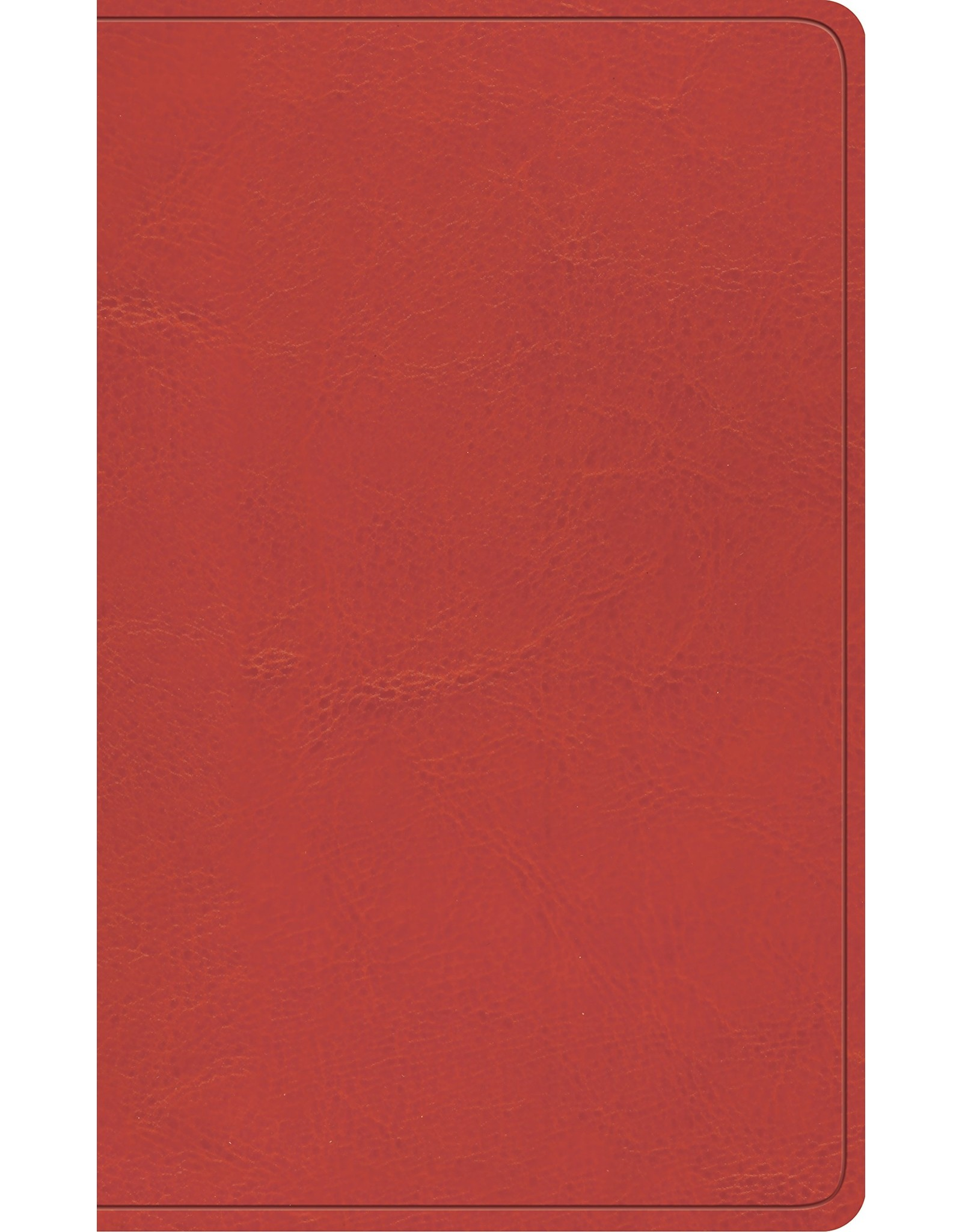 Crossway / Good News ESV Vest Pocket New Testament (Trutone Coral)