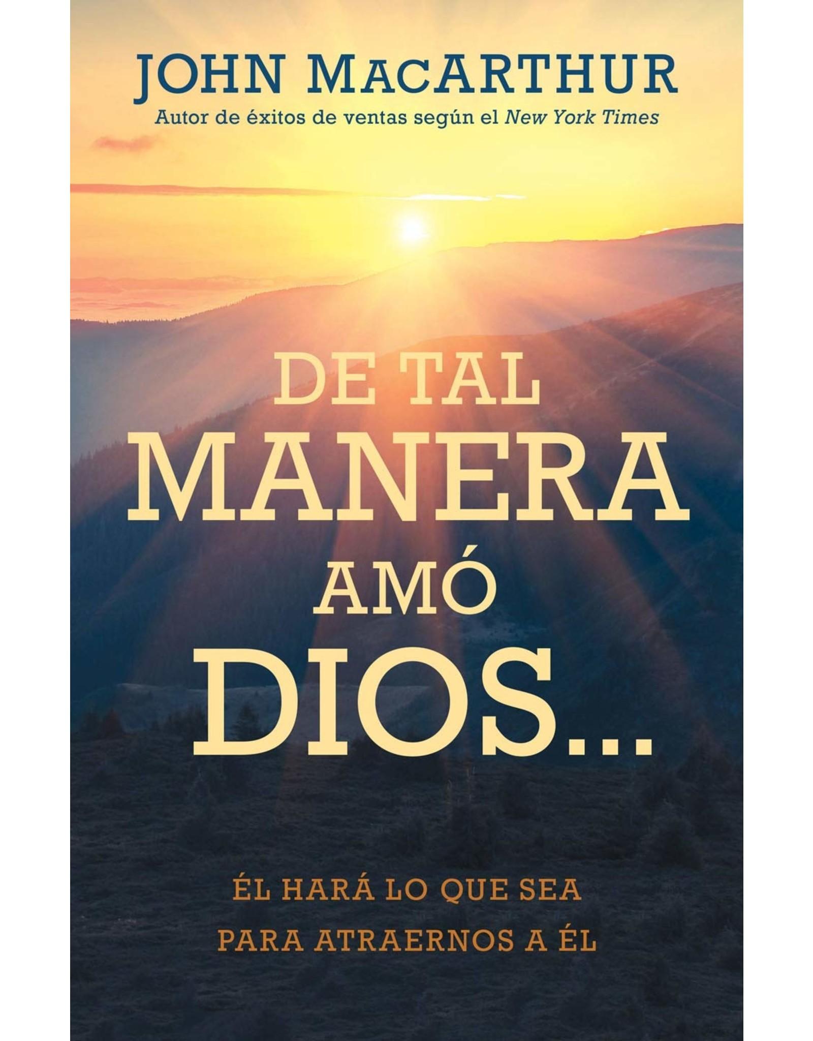 Kregel / Portavoz / Ingram (The God Who Loves) De tal manera amó Dios