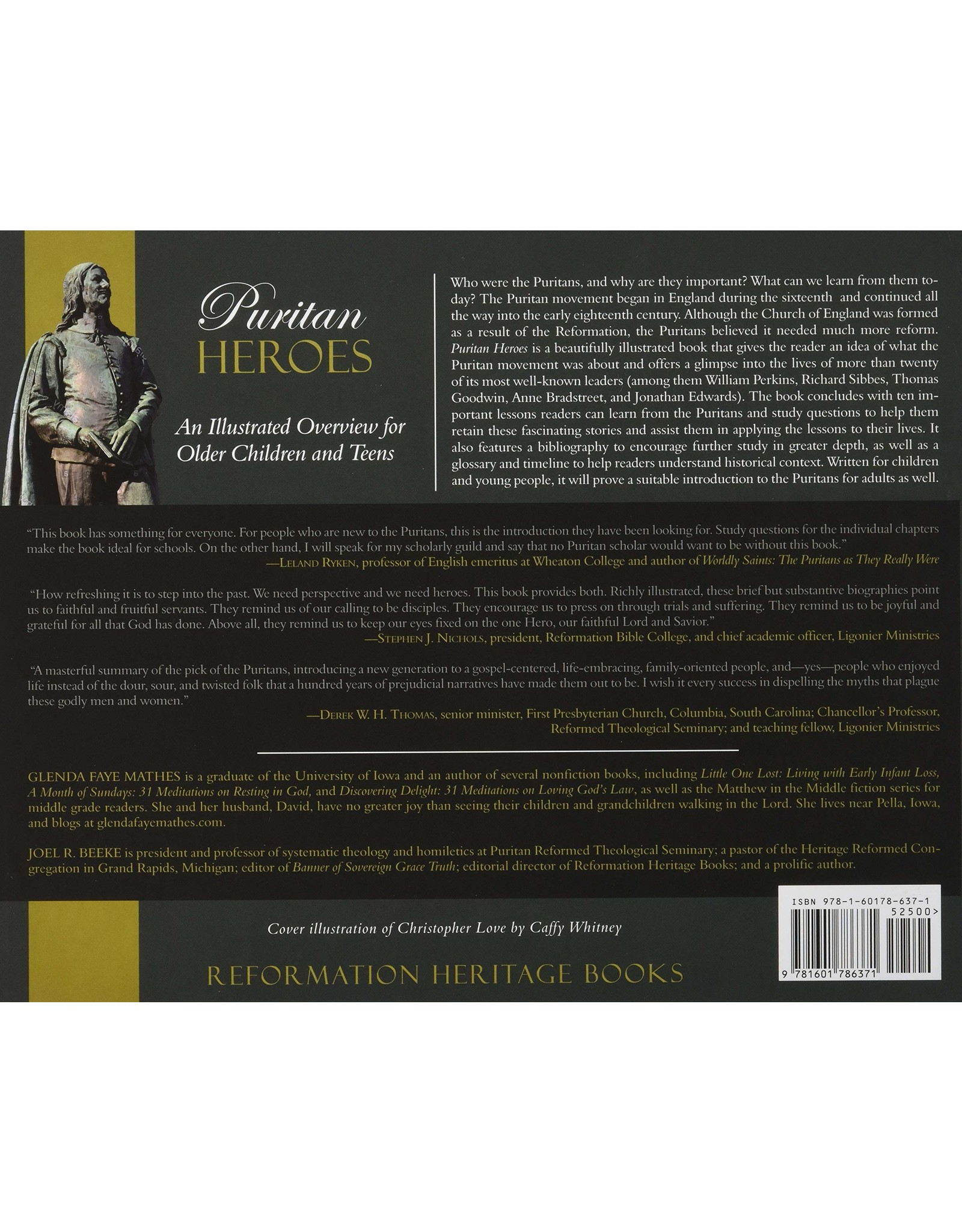 Reformation Heritage Books (RHB) Puritan Heroes