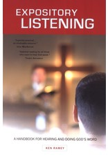 Kress Expository Listening: A Handbook for Hearing and Doing God's Word