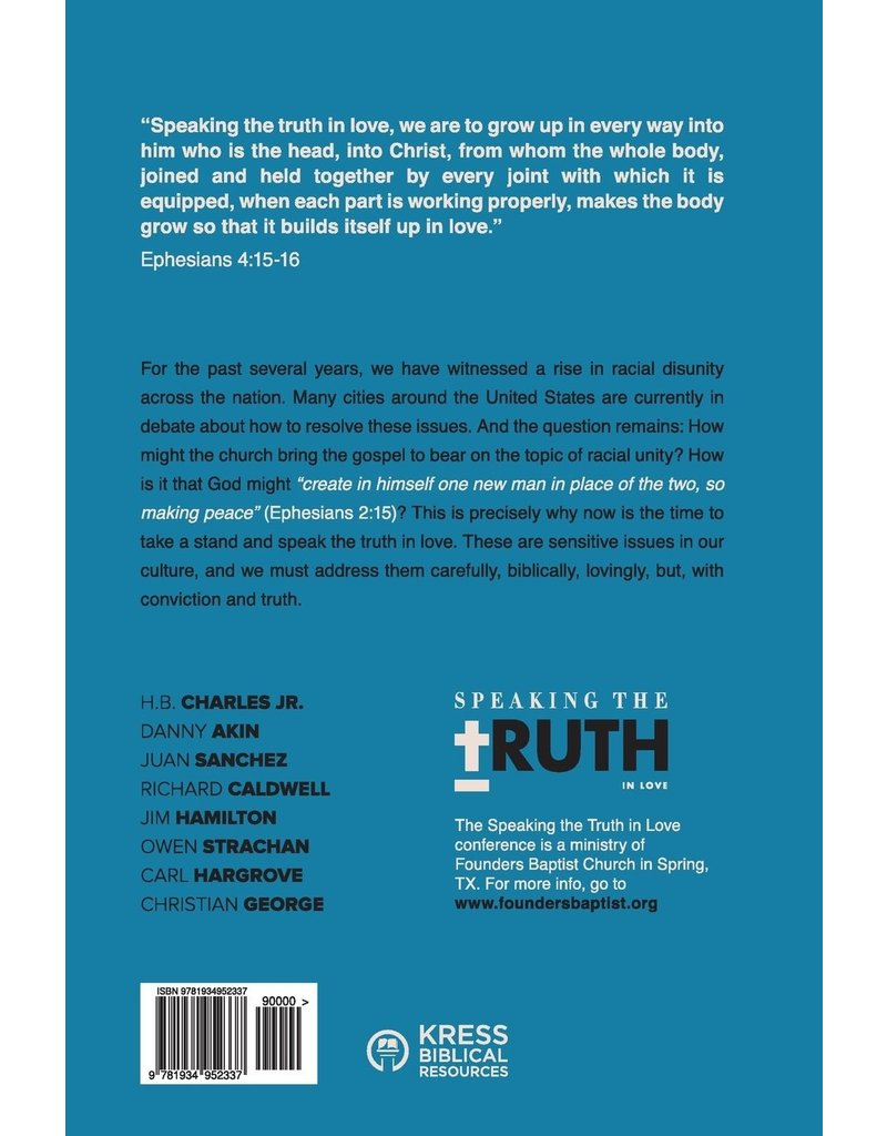Kress A Biblical Answer for Racial Unity
