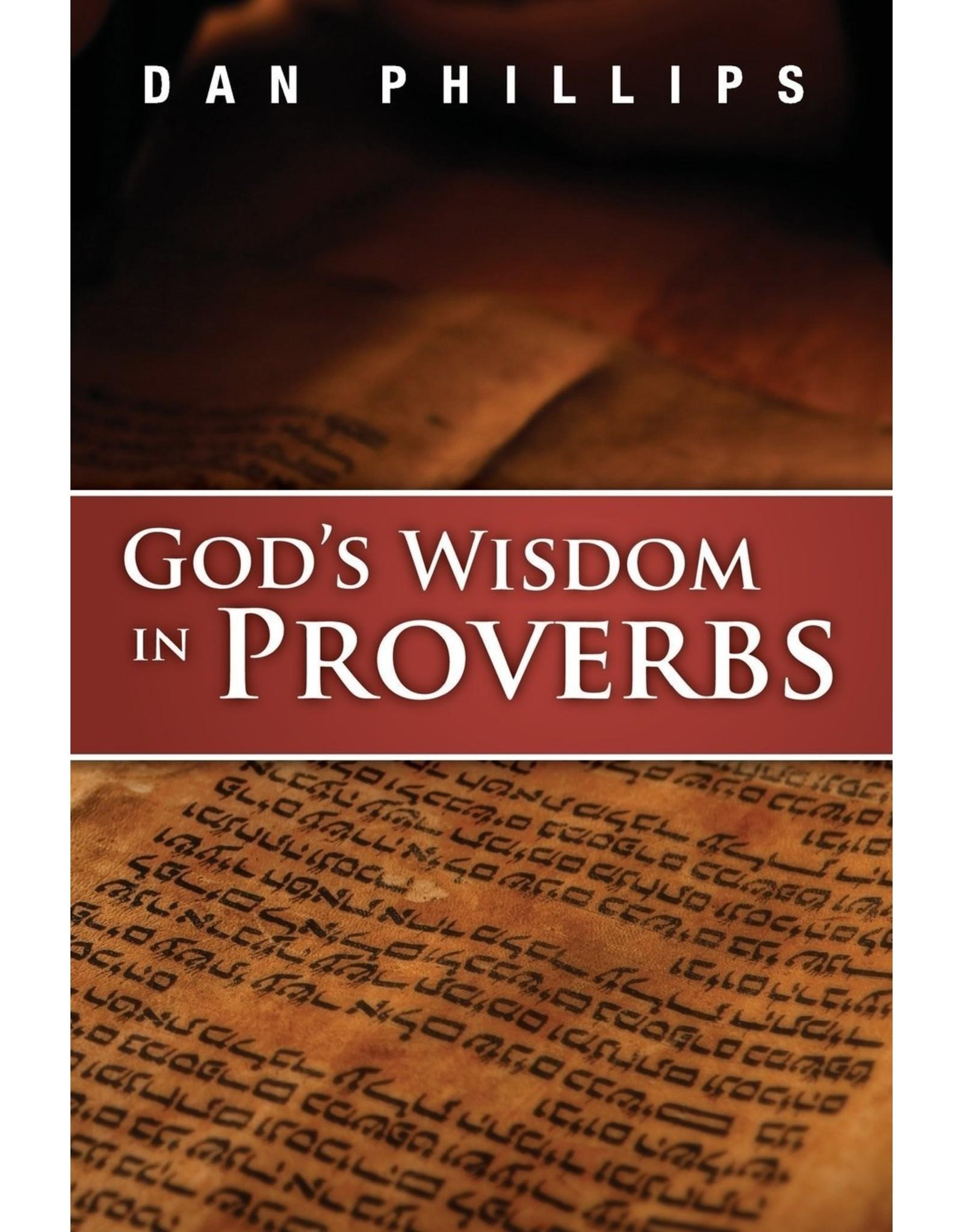 Kress God's Wisdom in Proverbs