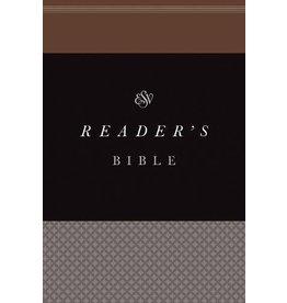 Crossway / Good News ESV Reader's Bible (Paperback)