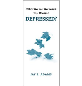 P&R Publishing (Presbyterian and Reformed) What Do You Do When You Become Depressed?