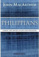 Harper Collins / Thomas Nelson / Zondervan MacArthur Bible Studies (MBS) Philippians