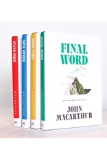 Ligonier / Reformation Trust John MacArthur Reformation Trust Series Package: Stand Firm, None Other, Good News, Final Word