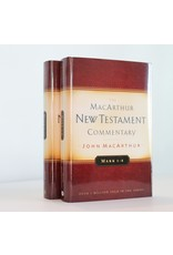 Moody Publishers MacArthur New Testament Commentary (MNTC) Gospel of Mark Set