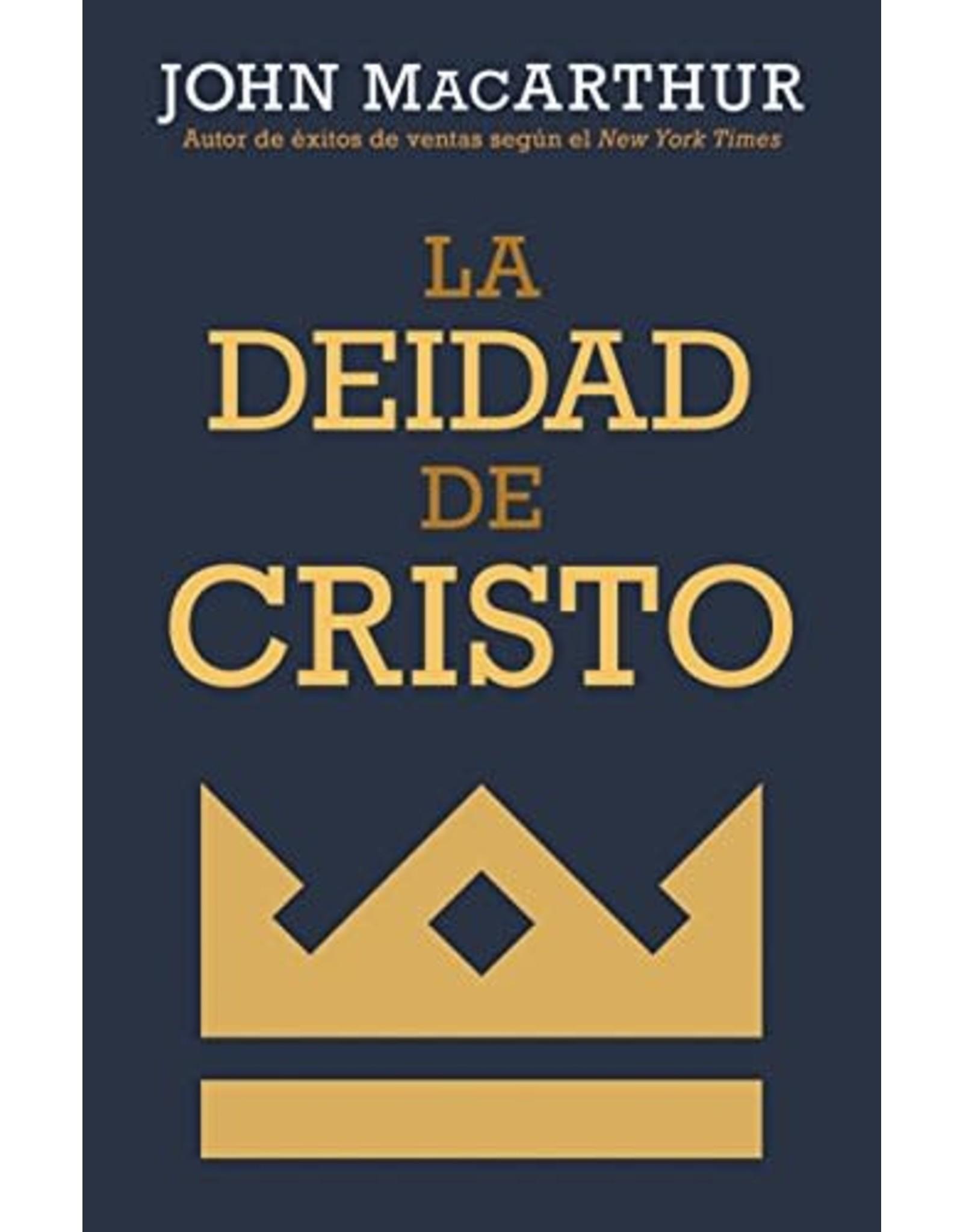 Kregel / Portavoz / Ingram La deidad de Cristo (The Deity of Christ in Spanish)