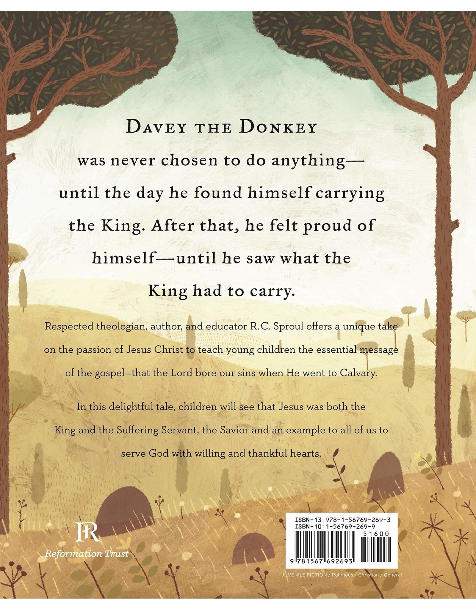 Ligonier / Reformation Trust The Donkey Who Carried a King