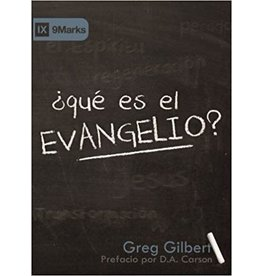Faro de Gracia / Casa Bautista / EMH ¿Qué es el Evangelio?