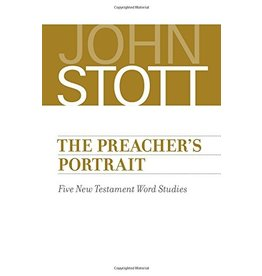 Wm. B. Eerdmans The Preacher's Portrait: Five New Testament Word Studies