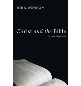Wipf & Stock Christ and the Bible, Third Ed