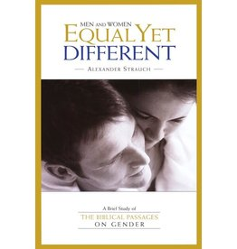 Lewis & Roth Publishers Men and Women, Equal Yet Different