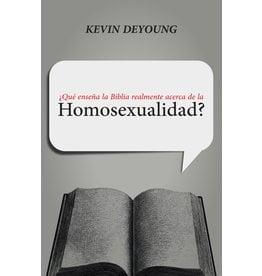 Poiema Que ensena la biblia realmente acerca de la Homosexualidad (What Does the Bible Teach About Homosexuality)