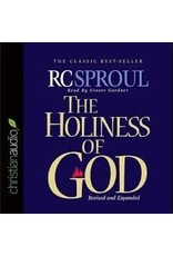 Christian Audio (christianaudio) The Holiness of God: Revised and Expanded (MP3CD)