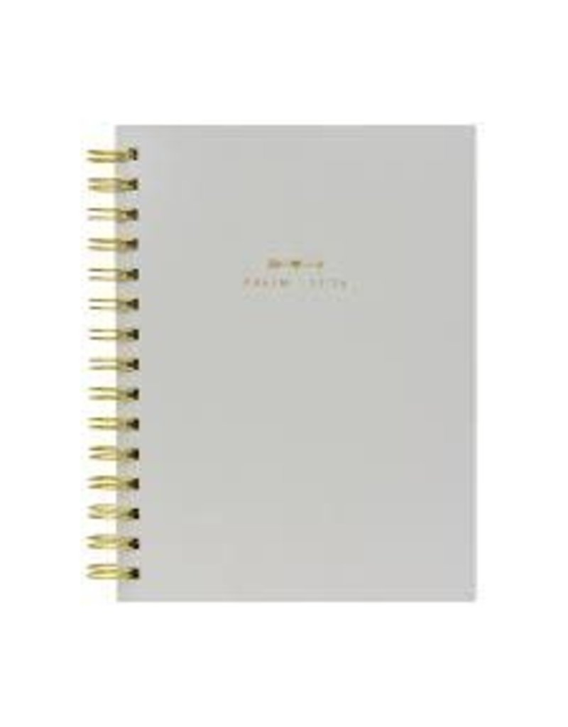 316 Publishing Courageous Heart Twin Ring Journal - Psalm 31:24
