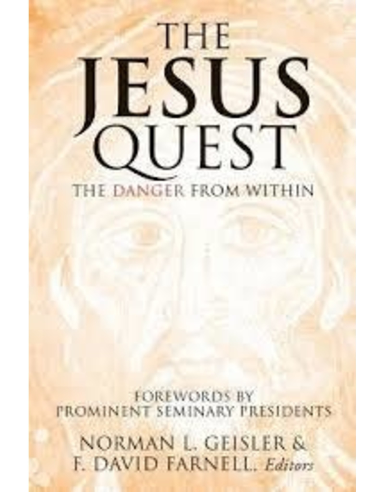 Xulon The Jesus Quest: The Danger from Within