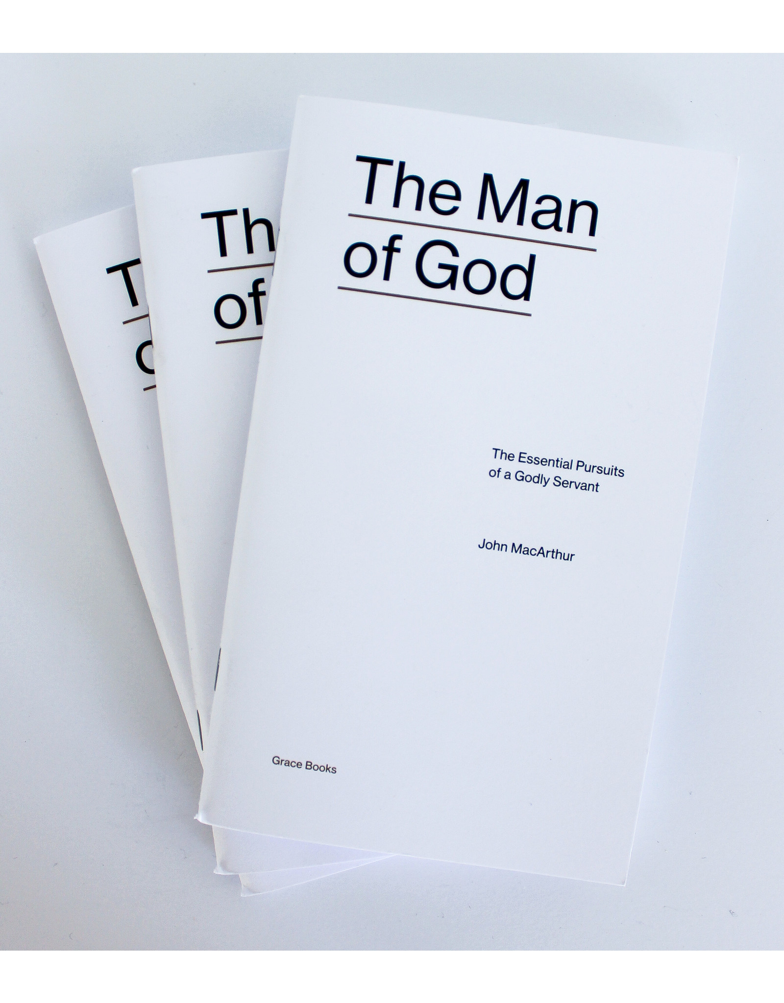 Westcott Press The Man of God (MacArthur): The Essential Pursuits of a Godly Servant