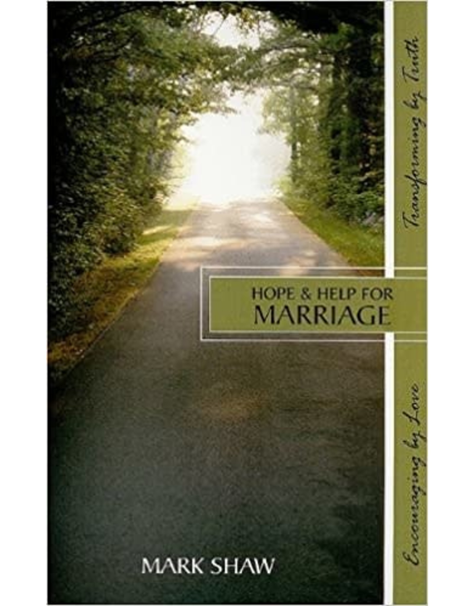 Focus Publishing Hope & Help for Marriage