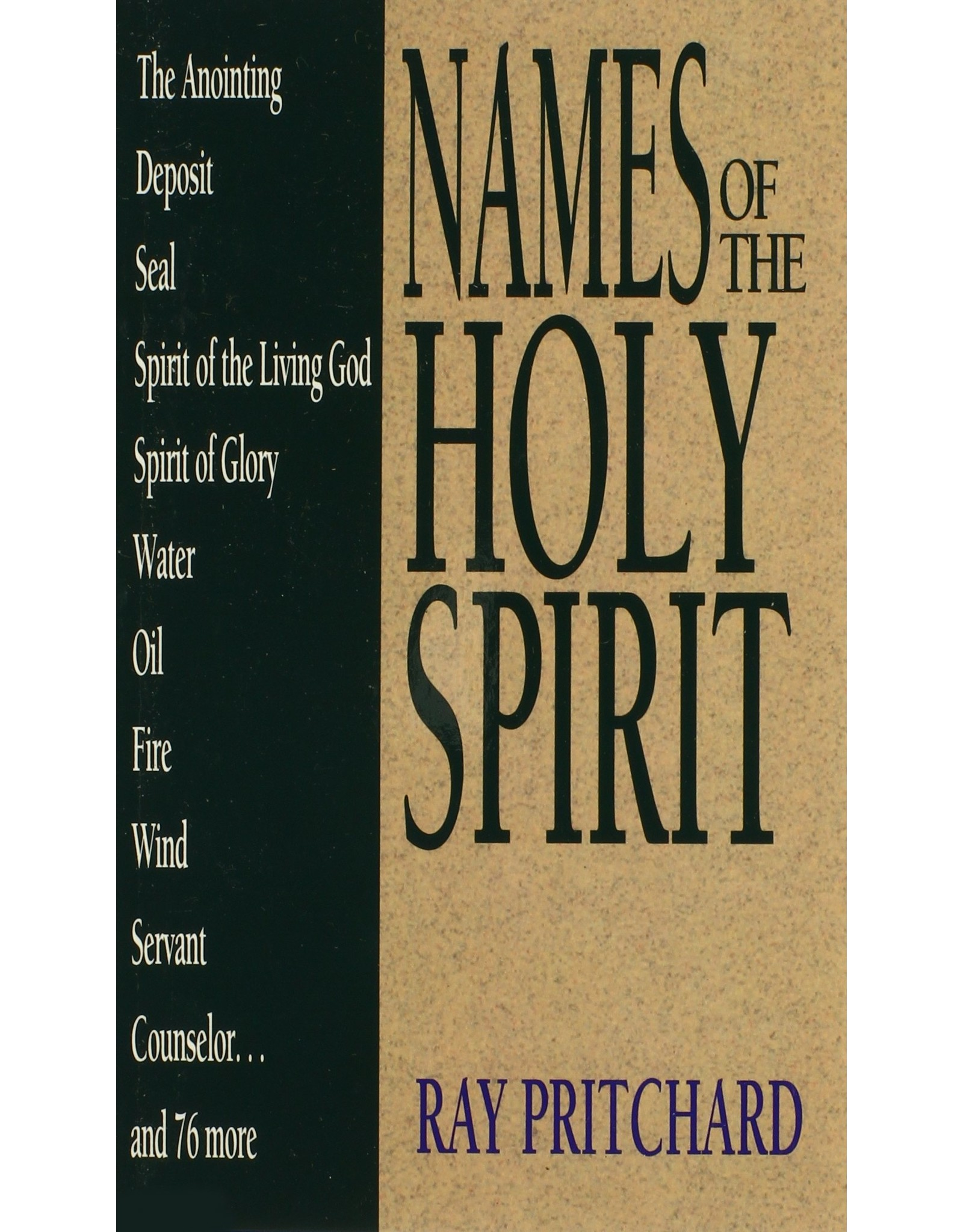 Moody Publishers Names of the Holy Spirit