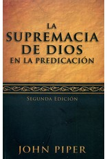 Faro de Gracia / Casa Bautista / EMH Supremacia de Dios en la Prediación (Supremacy of God in Prediction)