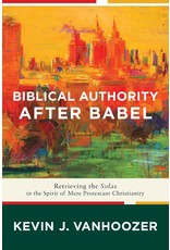 Baker Publishing Group / Bethany Biblical Authority after Babel (Paperback)