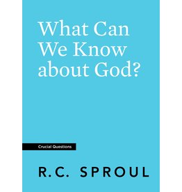 Ligonier / Reformation Trust What Can We Know about God?