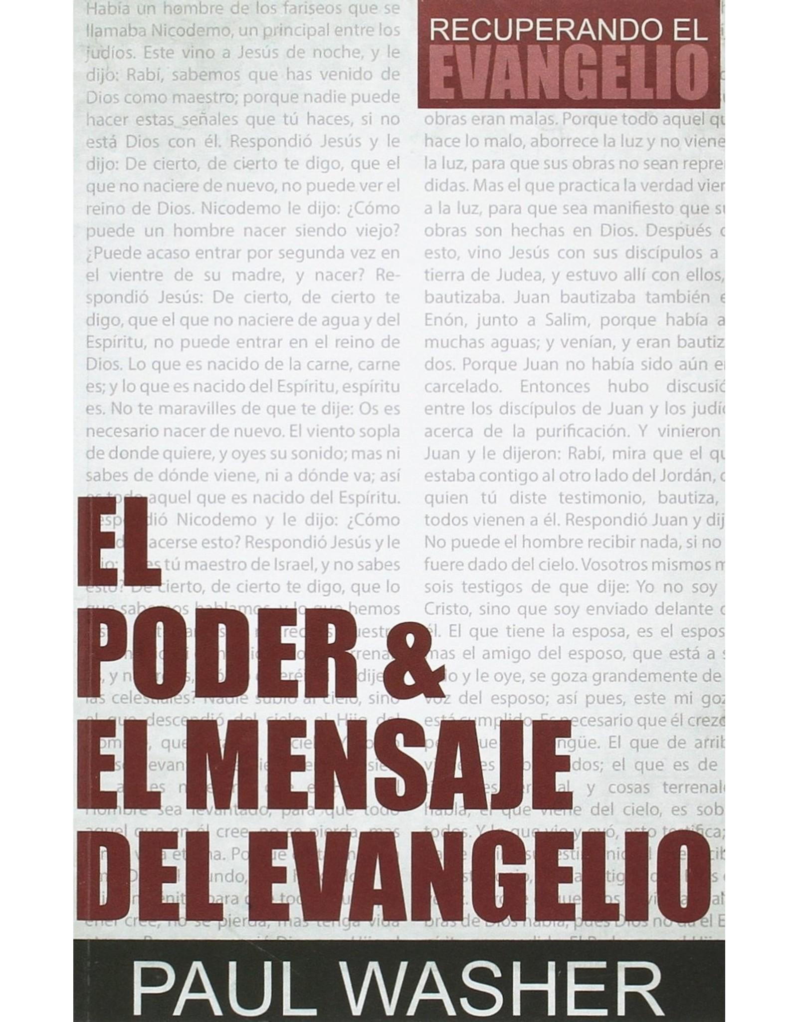 Poiema El Poder & El Mensaje Del Evangelio (The Power and the Gospel Message)