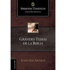 Harper Collins / Thomas Nelson / Zondervan Grandes Temas de la Biblia
