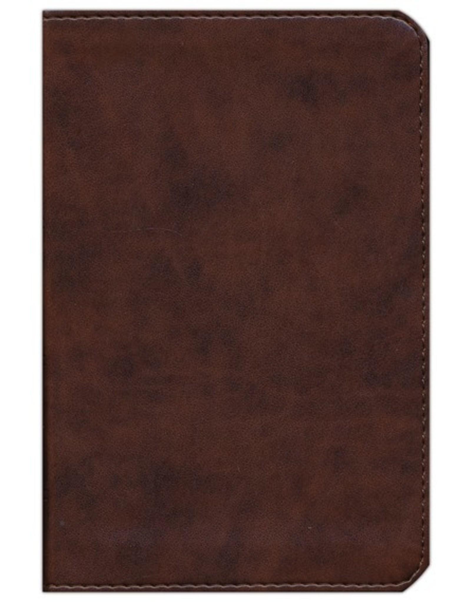 Crossway / Good News ESV Compact Bible (TruTone, Brown)