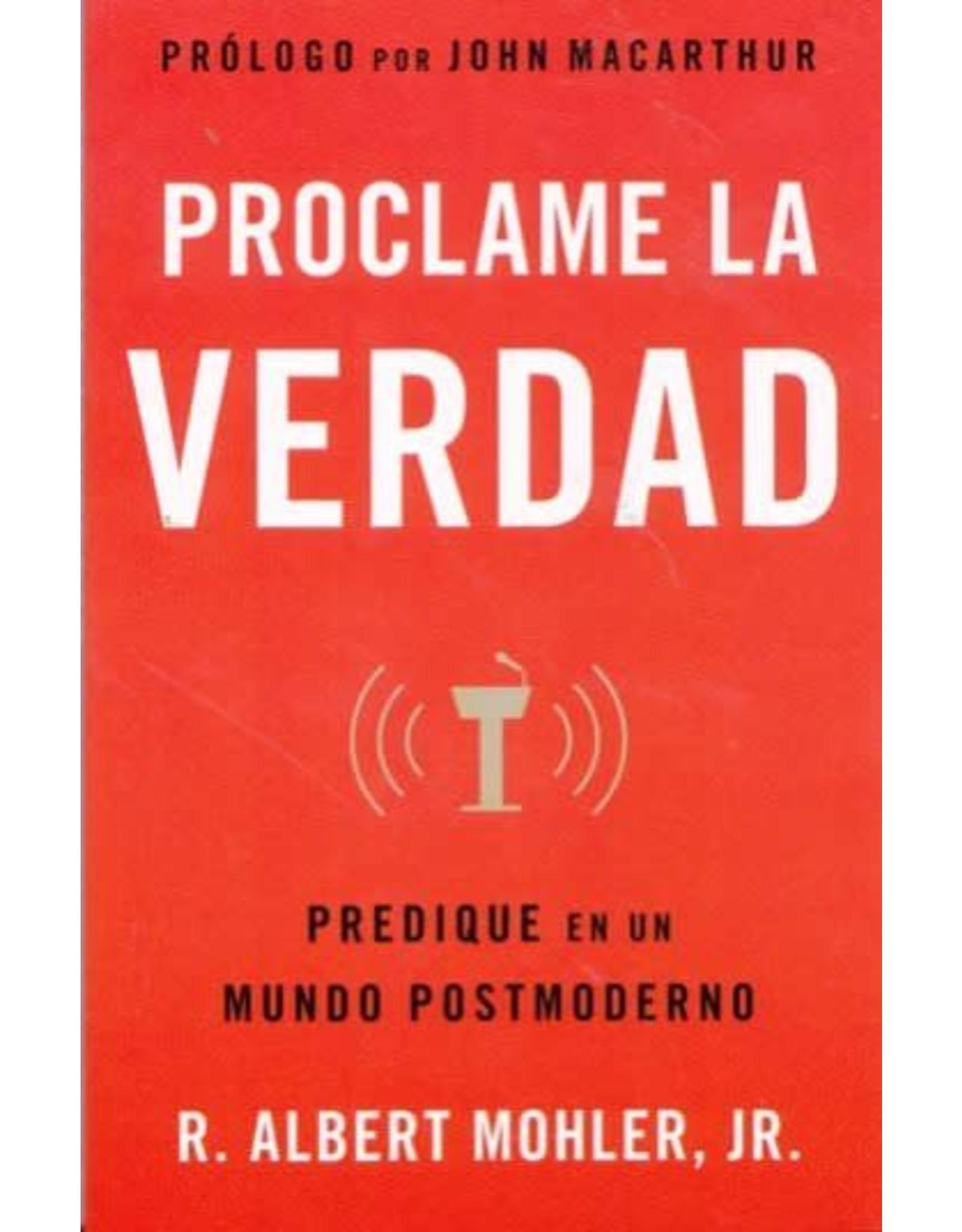 Kregel / Portavoz / Ingram Proclame la Verdad: Predique en un Mundo Postmoder (He is Not Silent in Spanish)