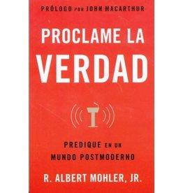Kregel / Portavoz / Ingram Proclame la verdad