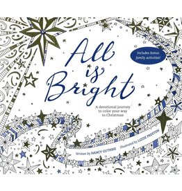NavPress / Tyndale All Is Bright (Coloring Book)