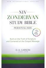NIV Zondervan Study Bible: Personal Size