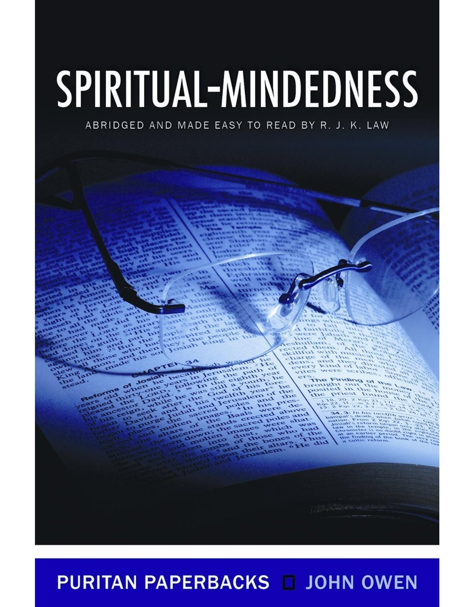 Banner of Truth Spiritual-Mindedness