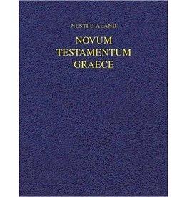 Hendrickson Nestle-Aland Novum Testamentum Wide Margin edition