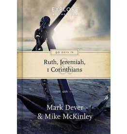 The Good Book Company Explore the Book Vol. 1 - 90 Days in Ruth, Jeremiah & 1 Corinthians