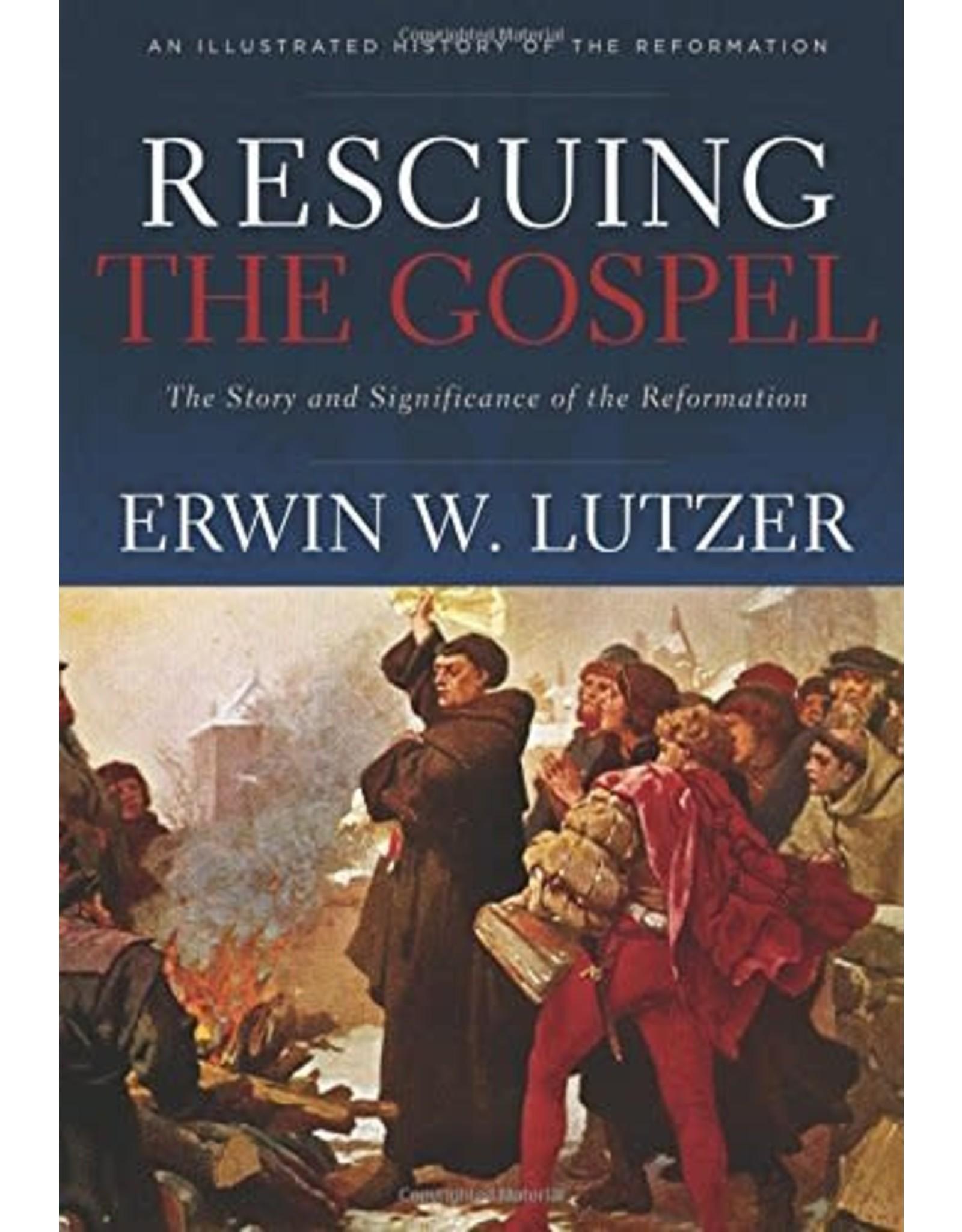 Baker Publishing Group / Bethany Rescuing the Gospel (Hardcover)