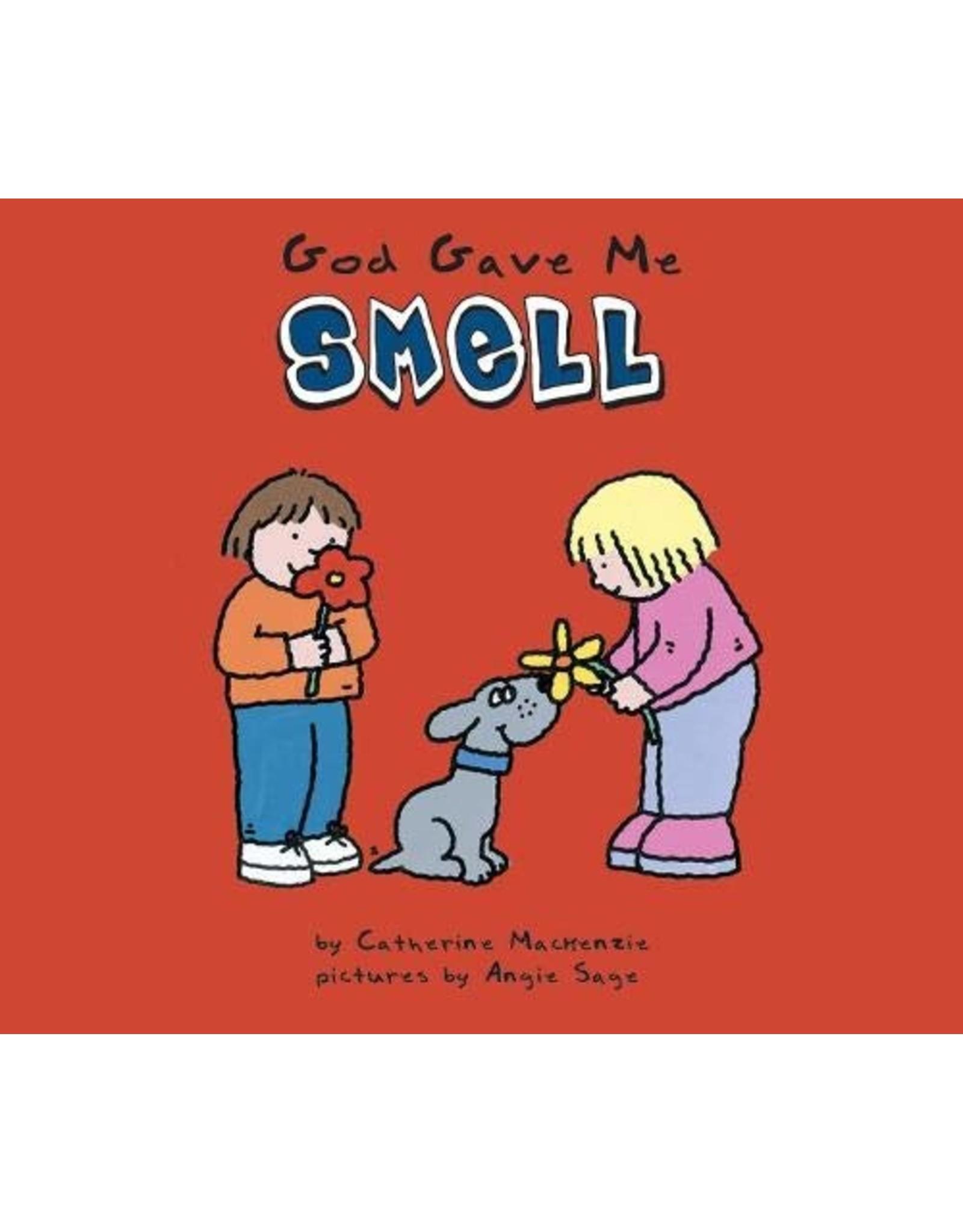 Christian Focus Publications (Atlas) God Gave Me Smell