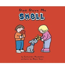 Christian Focus Publications (Atlas) God Gave Me Smell